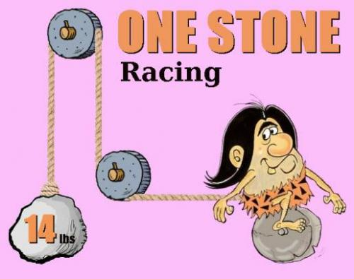 One Stone Racing 14 lbs and a Rope.jpg