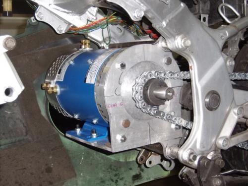 Honda Cbr 600 F3 Conversion Forward Progress V Is For