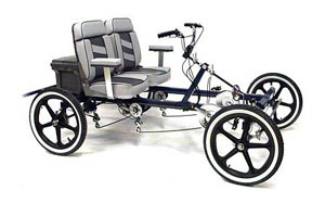 Rhoades car the pd 750 is a 24 volt 750 watt powerdrive for Recumbent bike with electric motor