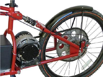 Chucks Cheetah A John Bidwell Designed Bike V Is For Voltage