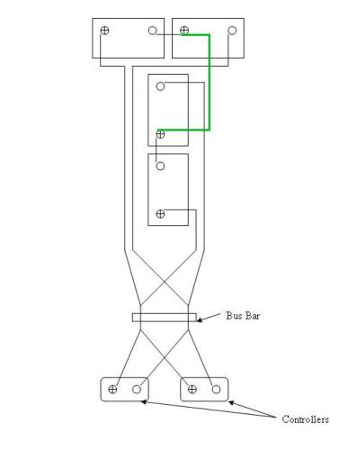 Series  Parallel Buddy Wiring