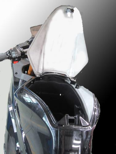 ZEV Electric Launched a Full Fairing Electric Motorcycle Line  M-13