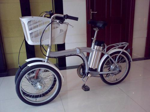 Ecoway Innovative Folding Electric Tricycle V Is For