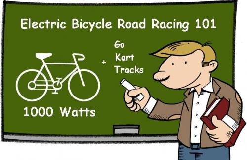 Electric Bicycle Road Racing 101.jpg